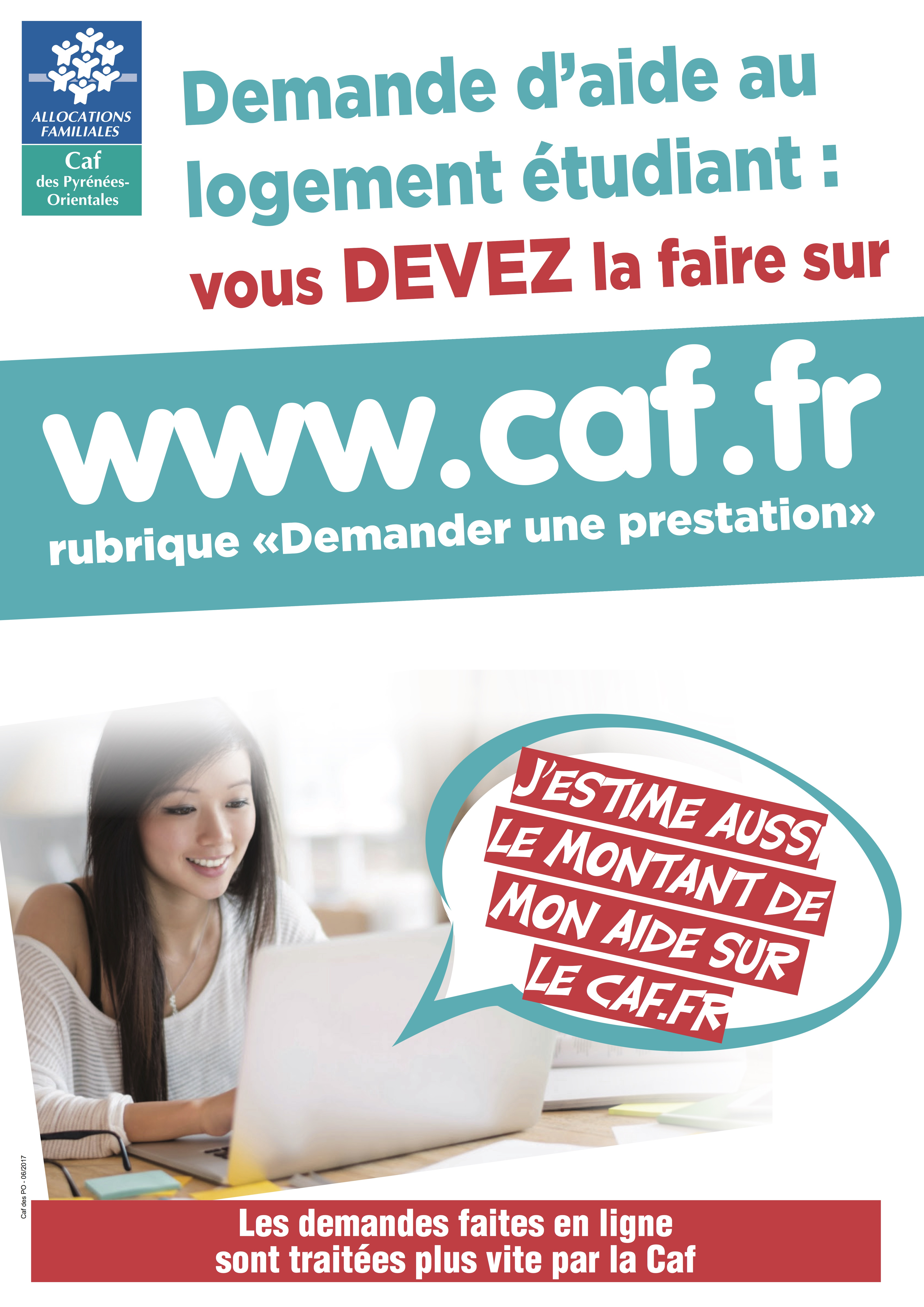 Allocation Caf Logement  Ef Bf Bdtudiant